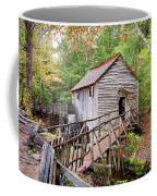 1267 Great Smoky Mountain Cable Mill Coffee Mug