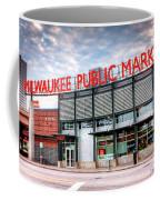 1275 Milwaukee Public Market Coffee Mug