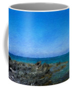 Nature Landscape Painting Coffee Mug