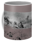 12th Panzer Division On The Move To Stalingrad August 1942 Color Added 2016 Coffee Mug