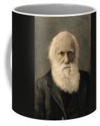 Charles Robert Darwin, 1809-1882 Coffee Mug