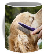 Dog Grooming Coffee Mug by Photo Researchers Inc
