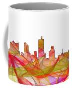 Fort Worth Texas Skyline Coffee Mug