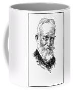 George Bernard Shaw Coffee Mug