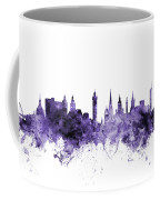 Glasgow Scotland Skyline Coffee Mug
