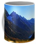 Landscapes Drawings Coffee Mug