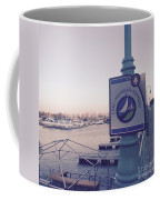 Racine Harbor Wisconsin  Coffee Mug