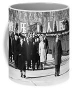Richard Nixon (1913-1994) Coffee Mug by Granger