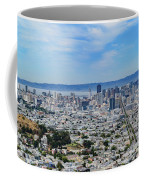 San Francisco Skyline  Coffee Mug