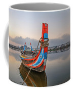 U Bein Bridge - Myanmar Coffee Mug