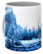 Landscape On Nature Coffee Mug