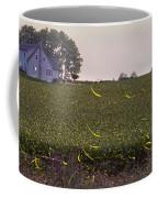 1300 - Fireflies And The House On Hillside Coffee Mug