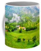 Nature Landscape Light Coffee Mug