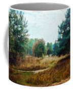 Nature Landscape Wall Art Coffee Mug