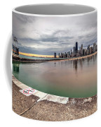 1323 A View From The Breakwall Coffee Mug