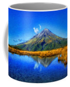 Nature Scenery Oil Paintings On Canvas Coffee Mug
