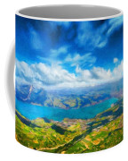 Nature Landscape Wall Art Coffee Mug