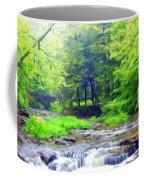 Nature Landscape Artwork Coffee Mug