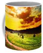 Nature Work Landscape Coffee Mug