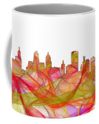 Buffalo New York Skyline Coffee Mug
