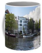 Canals Of Amsterdam Coffee Mug
