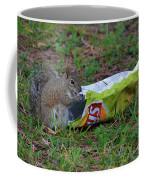 14- Chip Lovin' Squirrel Coffee Mug