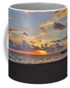 14- Juno Beach Pier Coffee Mug