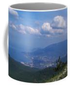 Landscape Drawing Coffee Mug