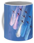 Red Arrows Coffee Mug