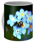 14 Spot Ladybird Coffee Mug