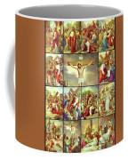 14 Stations Of The Cross Coffee Mug