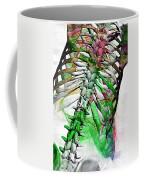 Torso Skeleton Coffee Mug