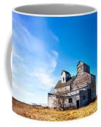 Vintage Grain Elevator Coffee Mug