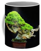 Landscape Nature Drawing Coffee Mug