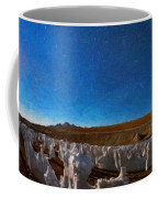 Nature Scenery Oil Paintings On Canvas Coffee Mug