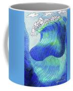 141 - Waves Coffee Mug