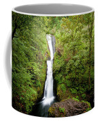 1418 Bridal Veil Falls Coffee Mug