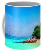 Landscape Paintings Canvas Prints Nature Art  Coffee Mug