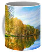 Nature Landscape Illumination Coffee Mug