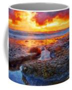 Nature Landscape Oil Coffee Mug