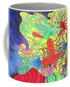 147 - Carrot Canyon Coffee Mug