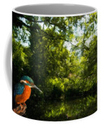 Nature Landscape Lighting Coffee Mug