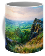Nature Landscape Oil Coffee Mug