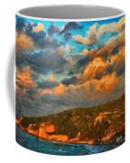 Nature Landscape Oil Painting Coffee Mug