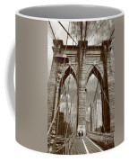 Brooklyn Bridge - New York City Coffee Mug