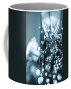 Christmas Lights Holiday Decorations Around Charlotte North Caro Coffee Mug