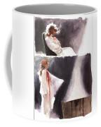 dracula John J Muth Coffee Mug
