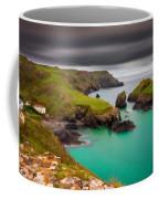 Landscape Painting Acrylic Coffee Mug