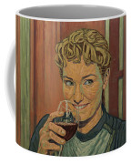 It Might Explain That Big Argument Between Him And The Doctor Coffee Mug