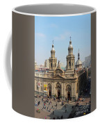 Santiago De Chile Coffee Mug